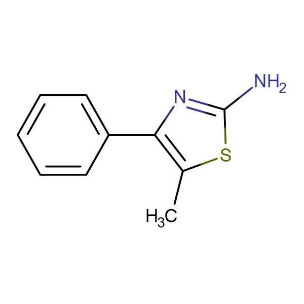 5-Methyl-4-phenyl-thiazol-2-ylamine