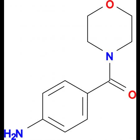 (4-Aminophenyl)morpholin-4-yl-methanone
