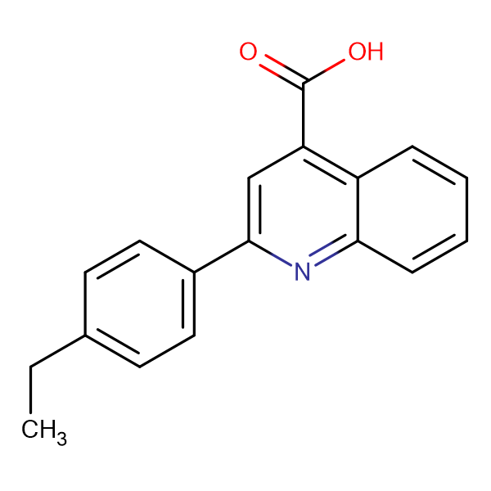 2-(4-Ethylphenyl)quinoline-4-carboxylic acid