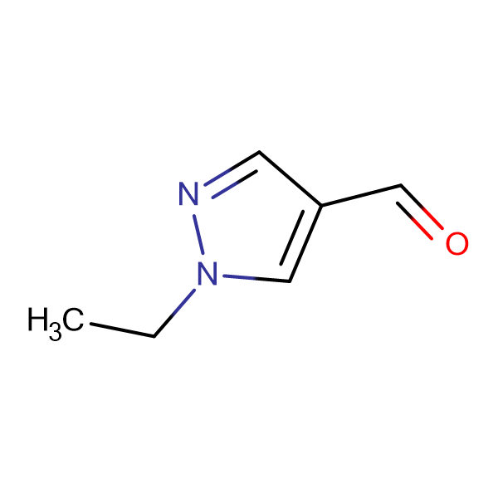 1-Ethyl-1H-pyrazole-4-carbaldehyde