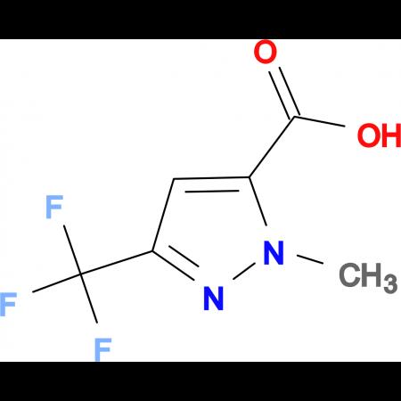 1-Methyl-3-(trifluoromethyl)-2H-pyrazole-5-carboxylic acid