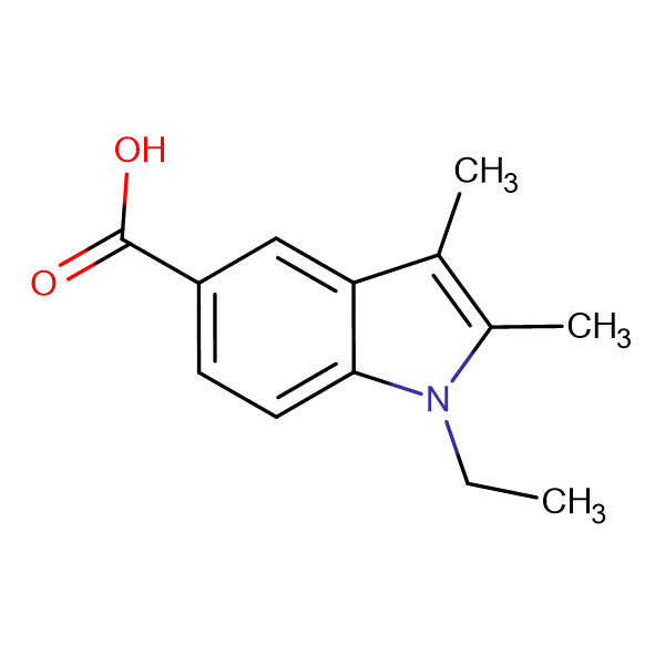 1-Ethyl-2,3-dimethyl-1H-indole-5-carboxylic acid