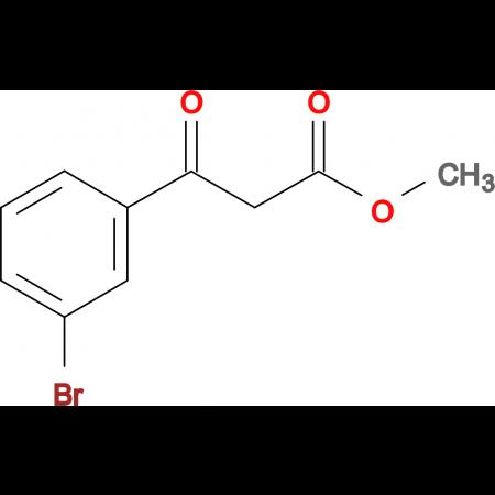 3-(3-Bromo-phenyl)-3-oxo-propionic acid methylester