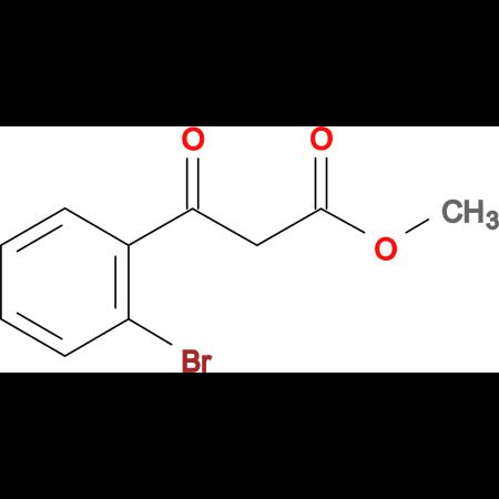 3-(2-Bromo-phenyl)-3-oxo-propionic acid methyl ester