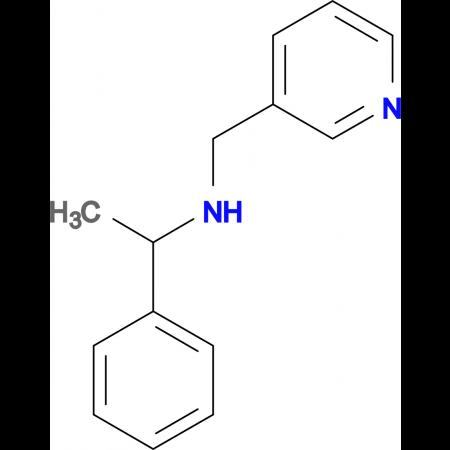 (1-Phenylethyl)pyridin-3-ylmethylamine