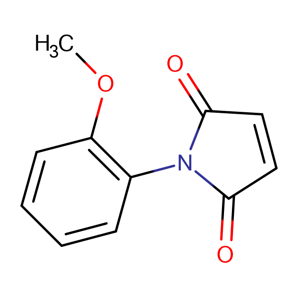 1-(2-Methoxyphenyl)pyrrole-2,5-dione