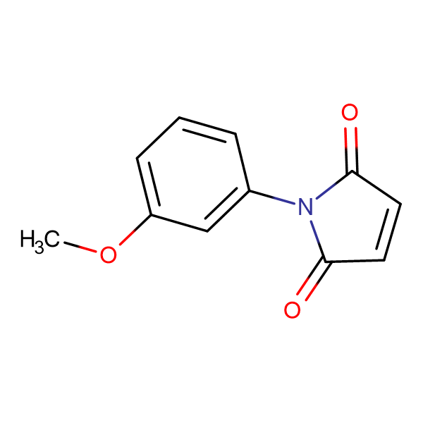 1-(3-Methoxyphenyl)pyrrole-2,5-dione