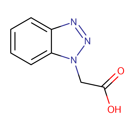 Benzotriazol-1-yl-acetic acid
