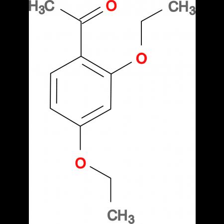 1-(2,4-Diethoxyphenyl)ethanone