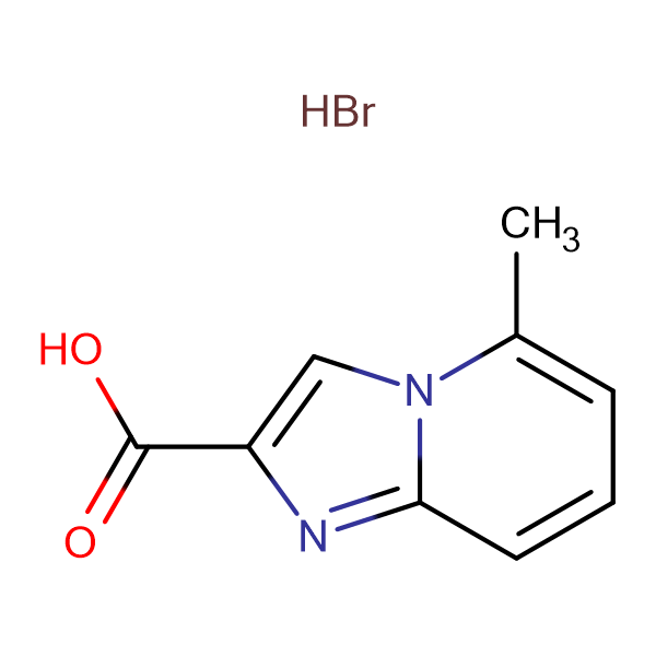 5-Methyl-imidazo[1,2-a]pyridine-2-carboxylic acidhydrobromide
