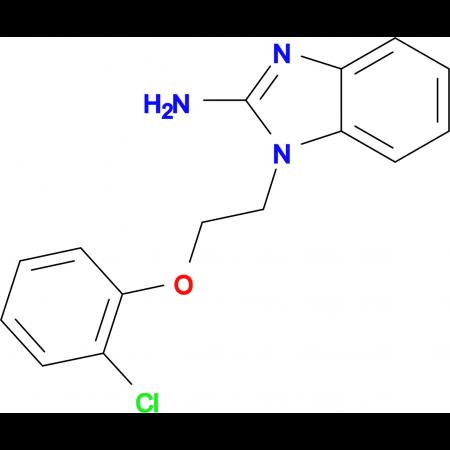 1-[2-(2-Chlorophenoxy)ethyl]-1H-benzoimidazol-2-ylamine