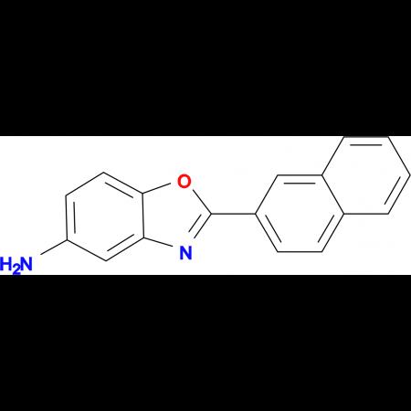 2-Naphthalen-2-ylbenzooxazol-5-ylamine