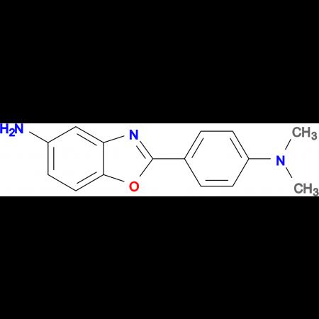 2-(4-Dimethylaminophenyl)benzooxazol-5-ylamine