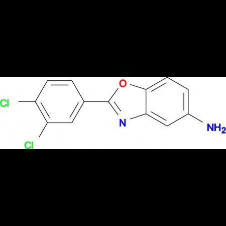 2-(3,4-Dichloro-phenyl)-benzooxazol-5-ylamine