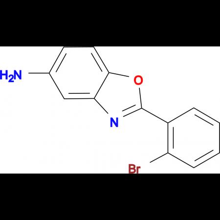 2-(2-Bromophenyl)-benzoxazol-5-ylamine