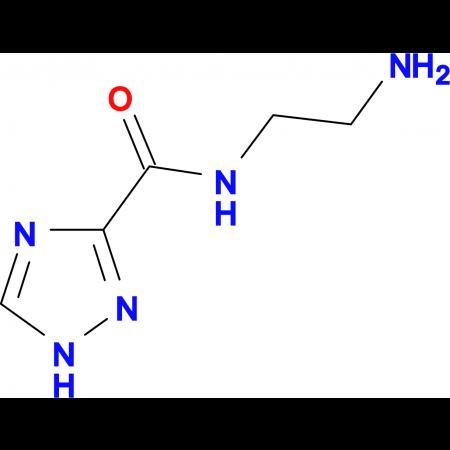 1H-[1,2,4]Triazole-3-carboxylic acid (2-amino-ethyl)-amide