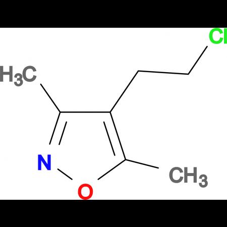4-(2-Chloro-ethyl)-3,5-dimethyl-isoxazole