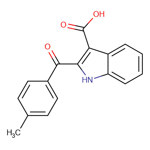 2-(4-Methyl-benzoyl)-1H-indole-3-carboxylic acid
