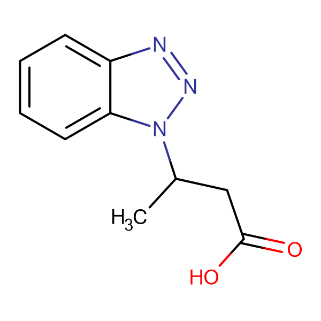 3-Benzotriazol-1-yl-butyric acid