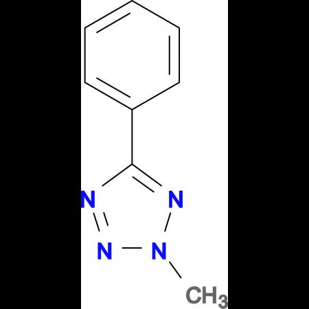 2-Methyl-5-phenyl-2H-tetrazole