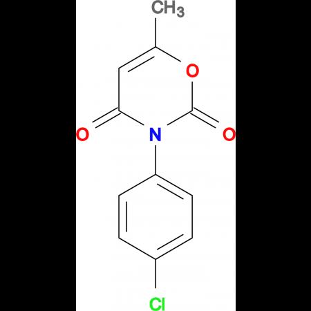 3-(4-Chloro-phenyl)-6-methyl-[1,3]oxazine-2,4-dione