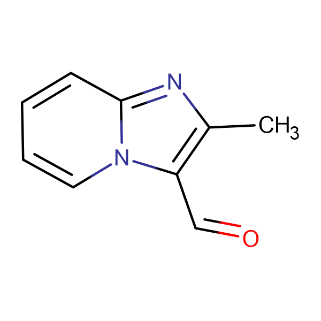 2-Methyl-imidazo[1,2-a]pyridine-3-carbaldehyde