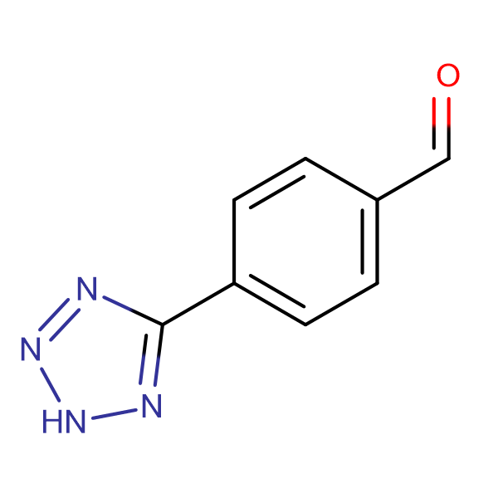 4-(2H-Tetrazol-5-yl)-benzaldehyde
