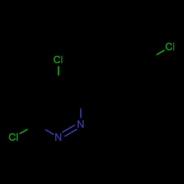 3-(4-Chlorophenyl)-4,6-dichloropyridazine