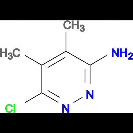 3-Amino-6-chloro-4,5-dimethylpyridazine