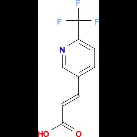 (2E)-3-[6-(Trifluoromethyl)pyridin-3-yl]propenoic acid