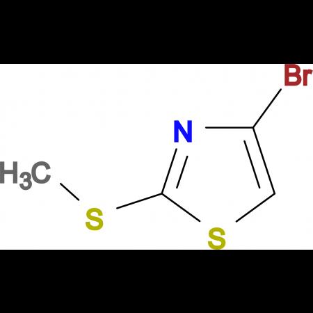 2-Thiomethyl-4-bromothiazole