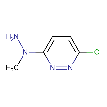 N-(3-Chloropyridazin-6-yl)-N-methylhydrazine