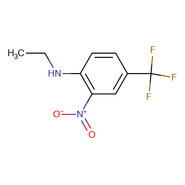 N-Ethyl 2-nitro-4-trifluoromethylaniline
