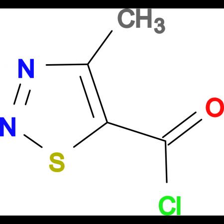 4-Methyl-1,2,3-thiadiazole-5-carbonyl chloride