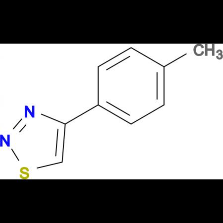 4-(4-Methylphenyl)-1,2,3-thiadiazole
