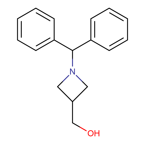 1-(Diphenylmethyl)-3-(hydroxymethyl)azetidine