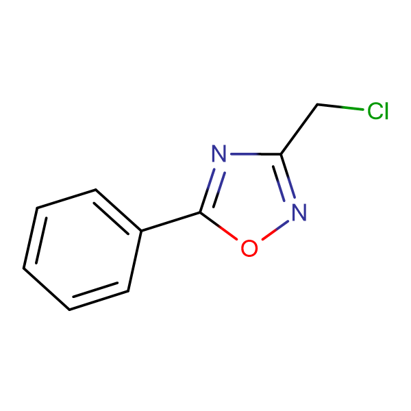 3-(Chloromethyl)-5-phenyl-1,2,4-oxadiazole