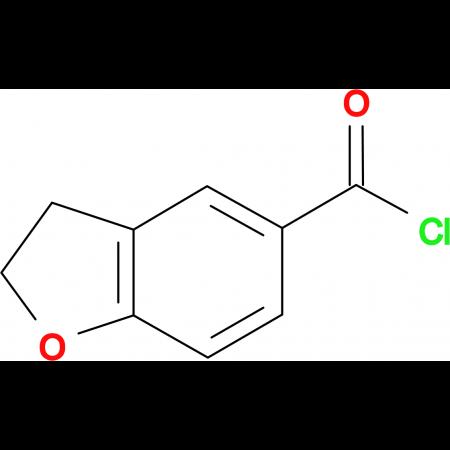 2,3-Dihydrobenzo[b]furan-5-carbonyl chloride
