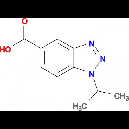 1-iso-Propylbenzotriazole-5-carboxylic acid