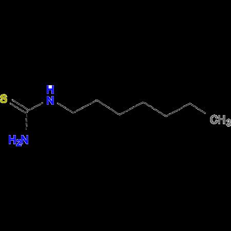 1-Heptyl-2-thiourea