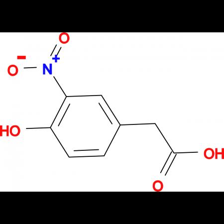 4-Hydroxy-3-nitrophenylacetic acid