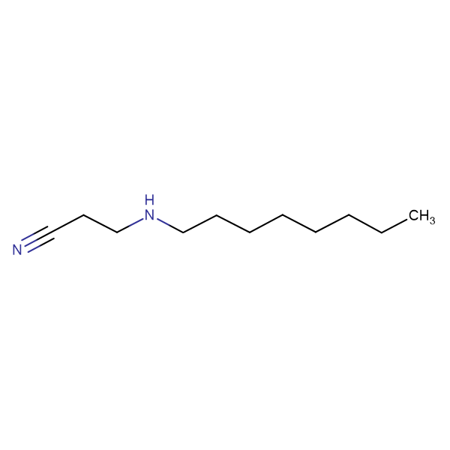 3-(Octylamino)propionitrile