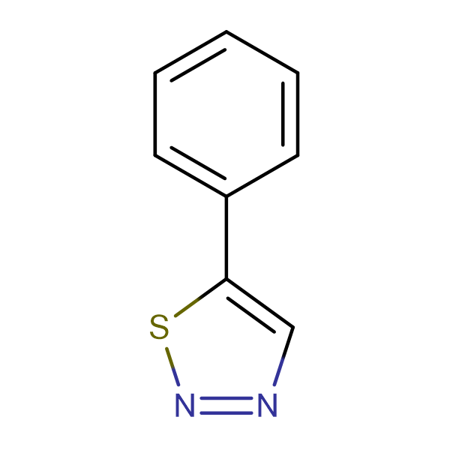 5-Phenyl-1,2,3-thiadiazole