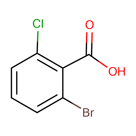 2-Bromo-6-chlorobenzoic acid