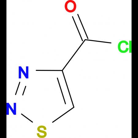 1,2,3-Thiadiazole-4-carbonyl chloride