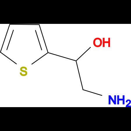 2-Amino-1-thiophen-2-yl-ethanol