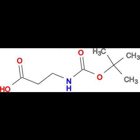 3-tert-Butoxycarbonylaminopropionic acid