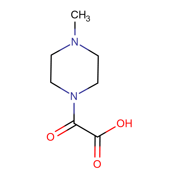 (4-Methyl-piperazin-1-yl)-oxo-acetic acid