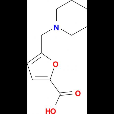 5-Piperidin-1-ylmethyl-furan-2-carboxylic acid