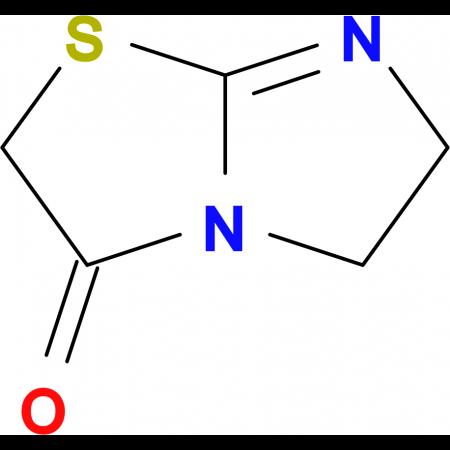 5,6-Dihydro-imidazo[2,1-b]thiazol-3-one